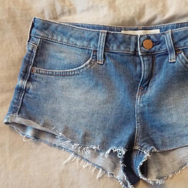 Top Shop MOTO Shorts