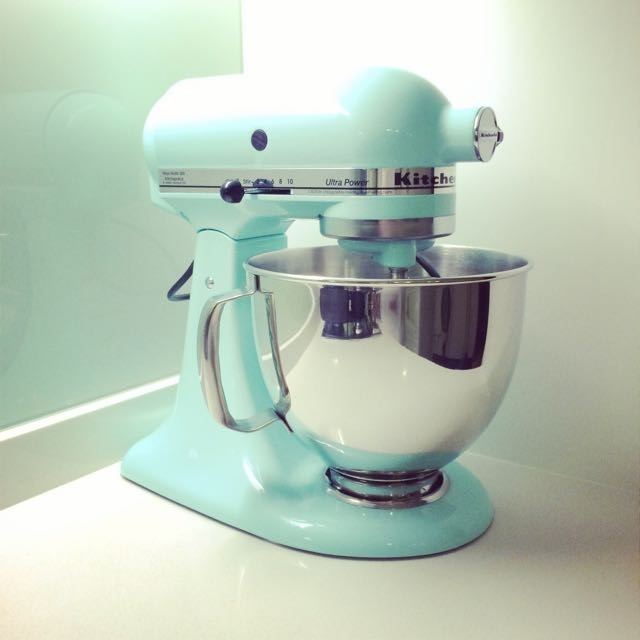 Turquoise Kitchen aid Mixer, Home Appliances on Carousell on turquoise blender, turquoise stand mixer, turquoise hand mixer,