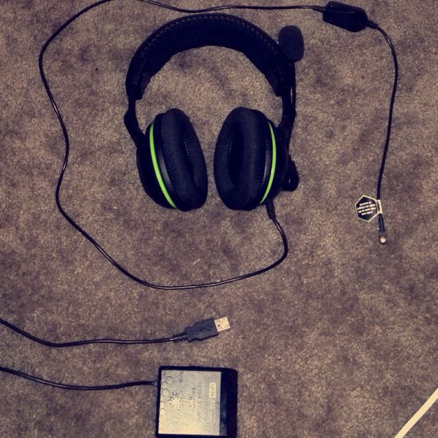 Wireless Turtle Beach X32 For Xbox 360 And Is Compatible With The Xbox One