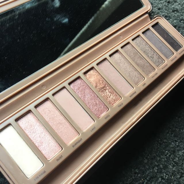 Urban Decay Naked 3 Palette Genuine