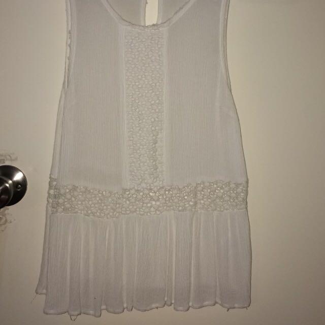 White Shirt - Dotti