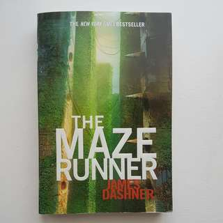 The Maze Runner: James Dashner