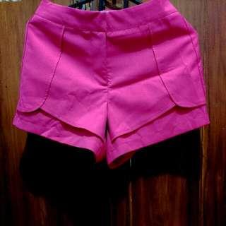 LZD Short Pants Pink