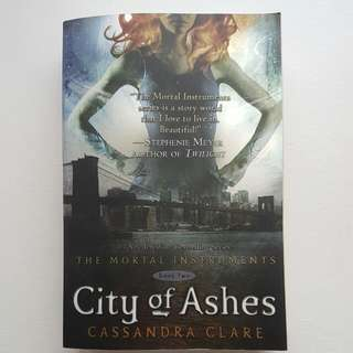 The Mortal Instruments: Book Two