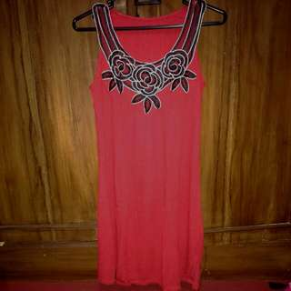 Dress Bali Red