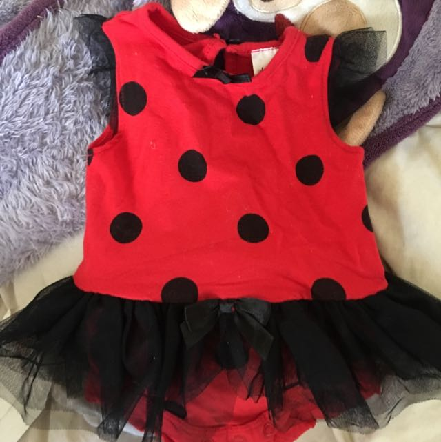 000 Lady Beetle Out Fit