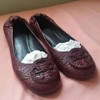 Tory Burch Raleigh Flat Shoes