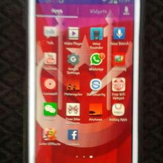S3 Samsung White