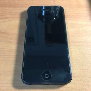 Iphone5黑色64G