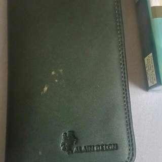 Alain Delon Card Wallet