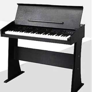 超質感電子鋼琴(附琴椅)