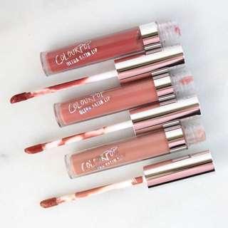 (Cheapest PO) Ultra Satin Lips - Colourpop