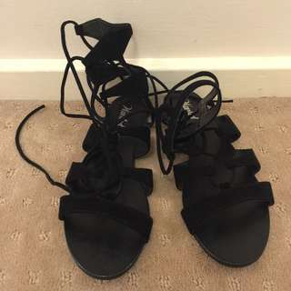 Gladiator Wanted Sandals