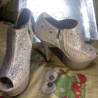 heels nine west, no 38 impor