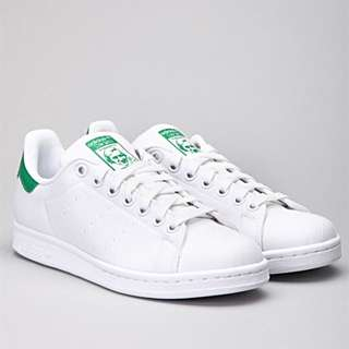 Stan Smith (in Canvas Material)
