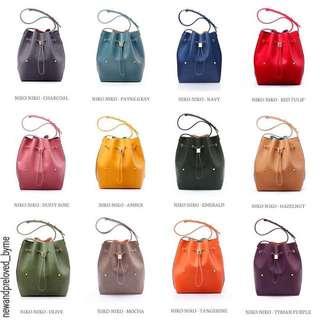Preorder For Niko Niko Regular Sometime Perfect Bucket Bag