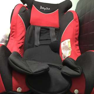 Baby One Car Seat