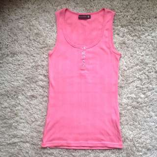 Pink Singlet/tank top