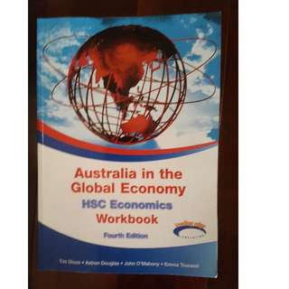 Economics/ Business Studies/ Commerce Textbook Bundle $5.00