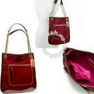 coach authentic handbag