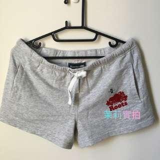 零碼L❤️Roots運動休閒短褲