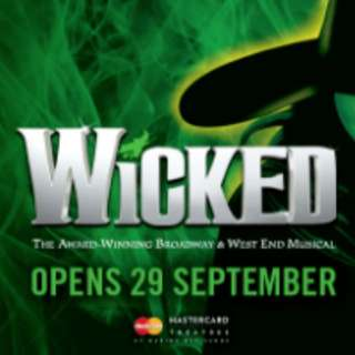 2 Wicked Tickets