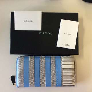 Paul Smith Zip Around Wallet