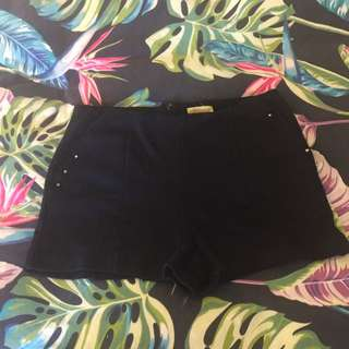 Size 10 High waisted Shorts