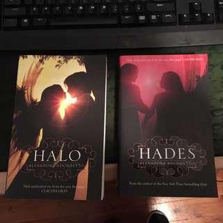 Halo Hades By Alexandra Adornetto