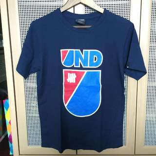 UNDEFEATED T SHIRT SIZE S
