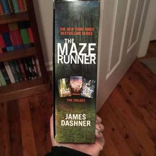 Maze Runner Trilogy Box Set James Dashner