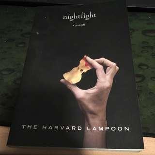 Nightlight A Parody By The Harvard Lampoon