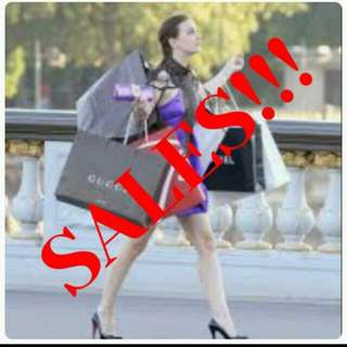 Sales!!! Come check Out My Account