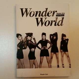 Wonder Girls Wonder World