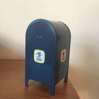 USA Mailbox Coin Bank