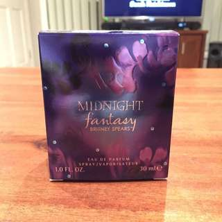 Britney Spears Midnight Fantasy Perfume 30ml