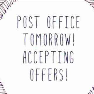 POST TUE➕FRI - EVERY WEEK!!!!! 📬 MAKE ME OFFERS!!!🙋🏽