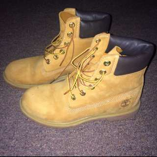 Women's Genuine Timberlands