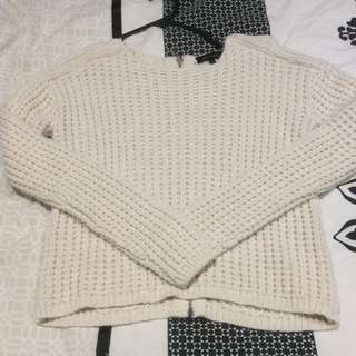 New Look Cropped Knit Sz 6-8