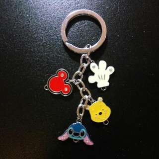 迪士尼鑰匙圈(免運