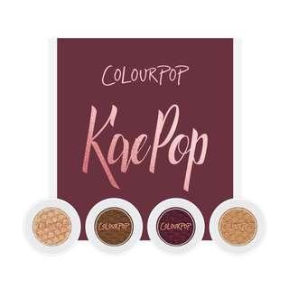 (Cheapest PO) KaePop - Colourpop