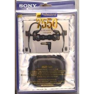 SONY MDR-7550 監聽耳機