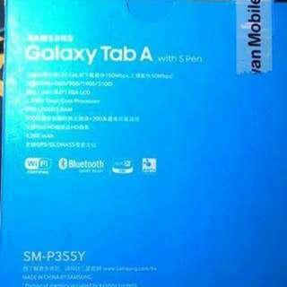 Samsung Galaxy Tab A SM-P335Y 4G LTE 白色