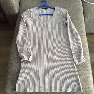Dynamite Like New Sweater Dress Or Tunic
