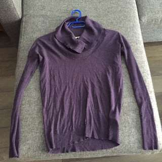 Rw&co Cowl Neck Sweater