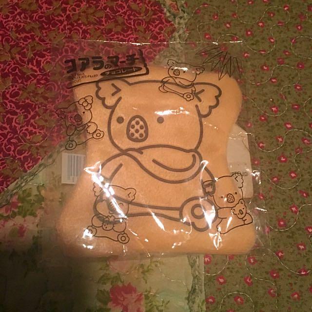 樂天小熊餅乾 小袋子