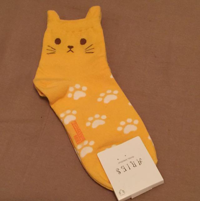 韓國 動物造型短襪
