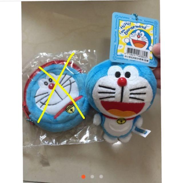 哆啦A夢/4吋 小玩偶/🎉大特價🎉只要50元