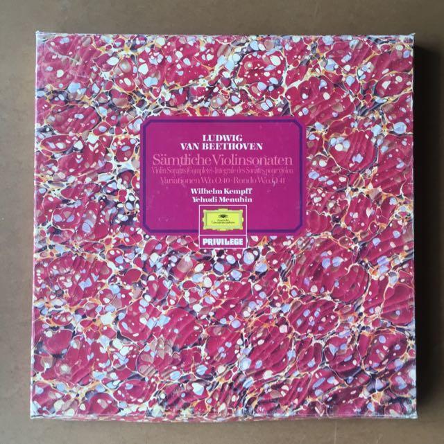 Beethoven The Complete Violin Sonatas