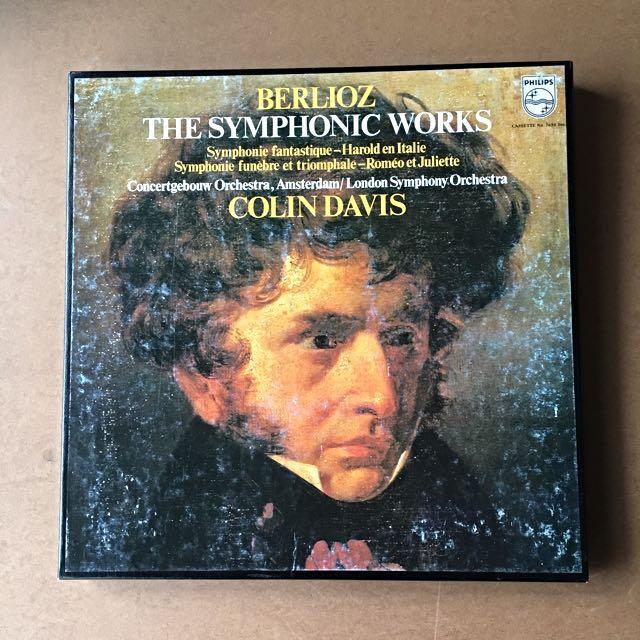 Berlioz The Symphonic Works, London Symphony Orchestra Colin Davis